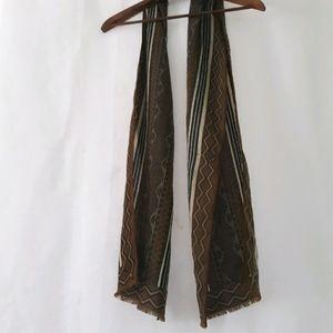 Vintage boho givenchy scarf